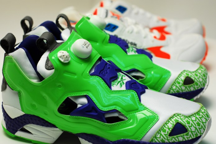 "Reebok ""Action Comics"" Collection"