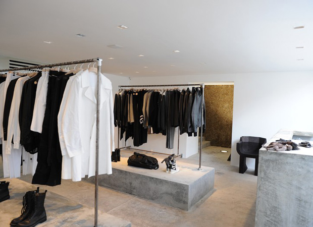 Rick Owens London Store Opening