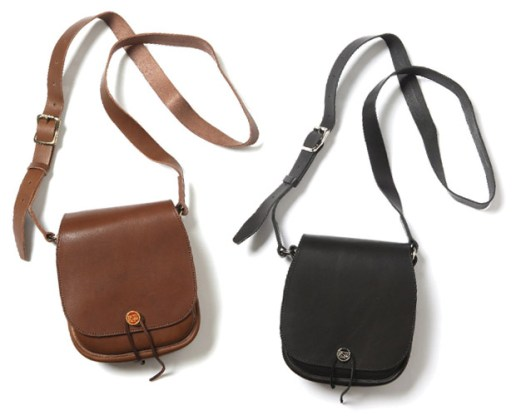 Rock Steady Leather Shoulder Bags