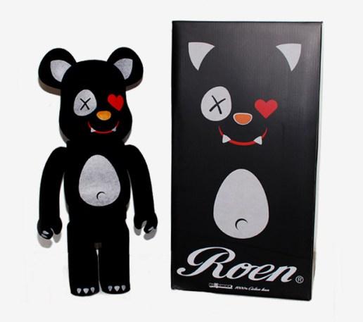 Roen x Medicom Toy 1000% Bearbrick