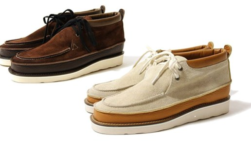 Rootage Latte Shoes
