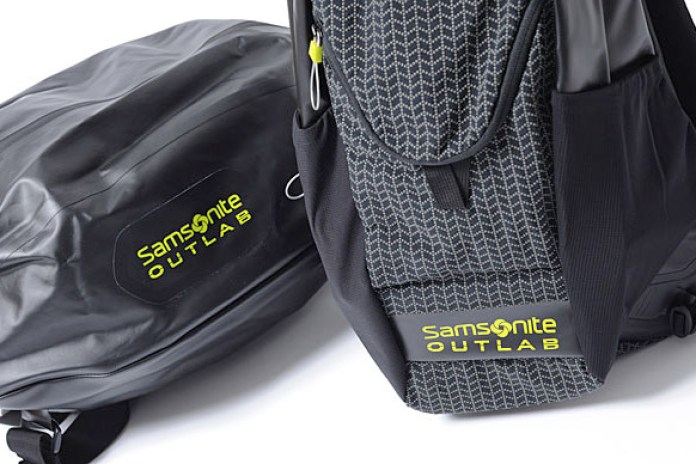 Samsonite Outlab Collection