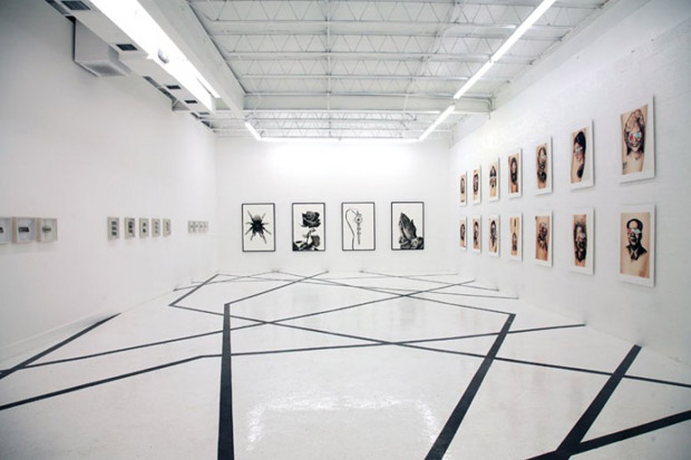 "Scott Campbell   ""Make It Rain"" Exhibition Recap"