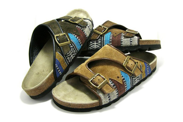 ShapeL Lumber Sandals