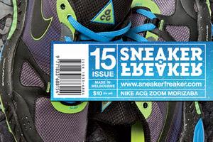 Sneaker Freaker Issue 15 Preview