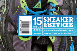Sneaker Freaker Issue 15 Preview