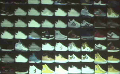 The Sneaker Mirror