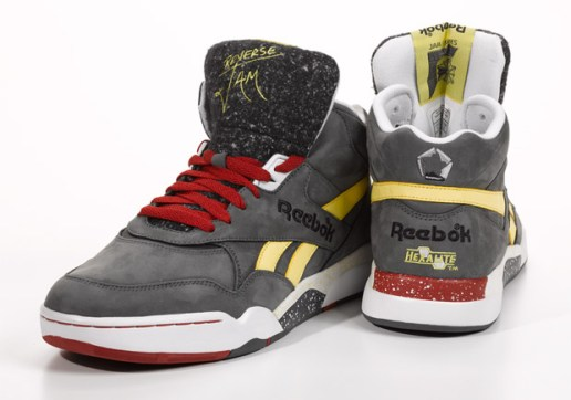 Sneakerology 101 x Reebok Reverse Jam