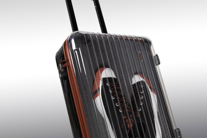 Solebox x Rimowa Cabin Trolley IATA Suitcase