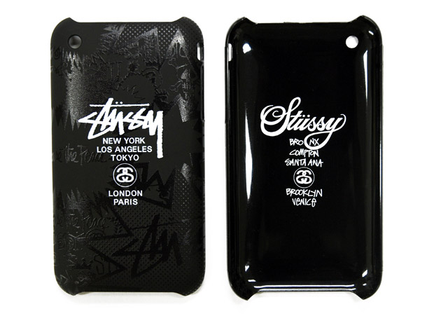 Stussy 3G iPhone Pop Shout Air Jacket Case