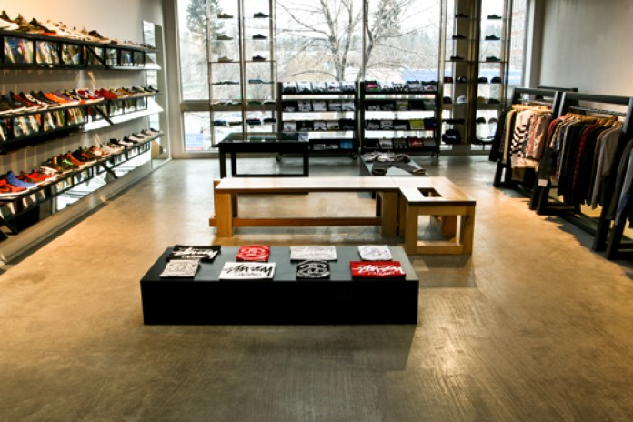 Stussy Calgary Chapter Store Now Open