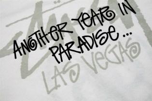 Stussy Las Vegas 1st Anniversary T-shirt
