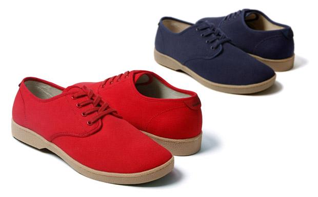 Supreme Canvas Shoe Collection