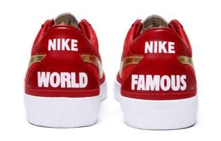 "Supreme x Nike SB ""World Famous"" Bruin"