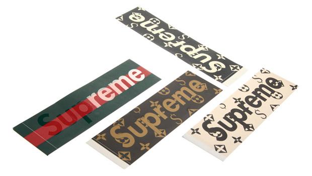 Supreme Sticker Archive