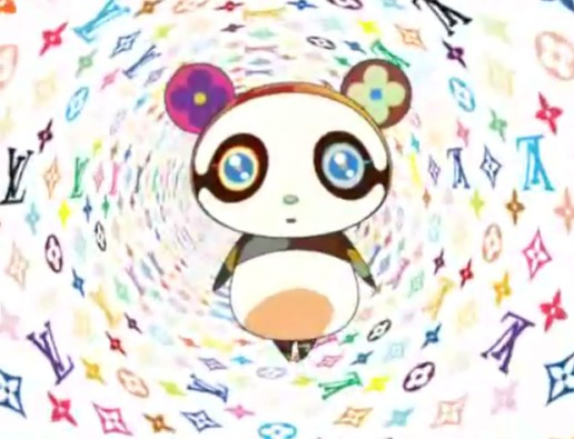 "Takashi Murakami x Louis Vuitton ""Super First Love"""