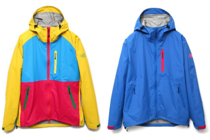 Taylor Design x The North Face Waterproof Jackets