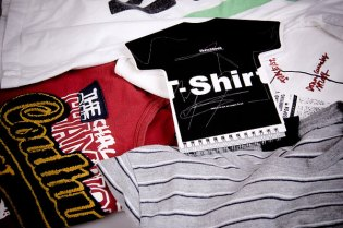 T-Shirt Template Sketchbook