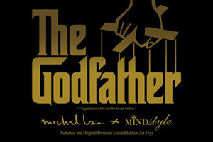 The Godfather x Michael Lau x MINDstyle Vinyl Collection