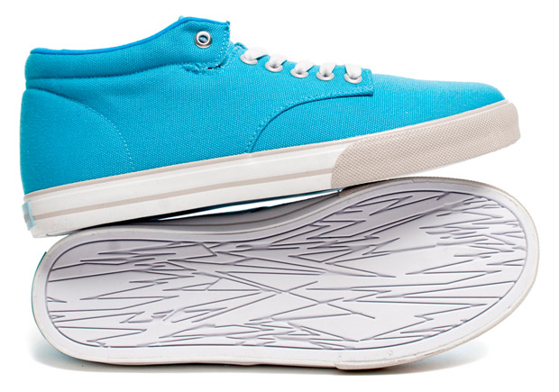 The Hundreds Footware 2009 Summer Collection