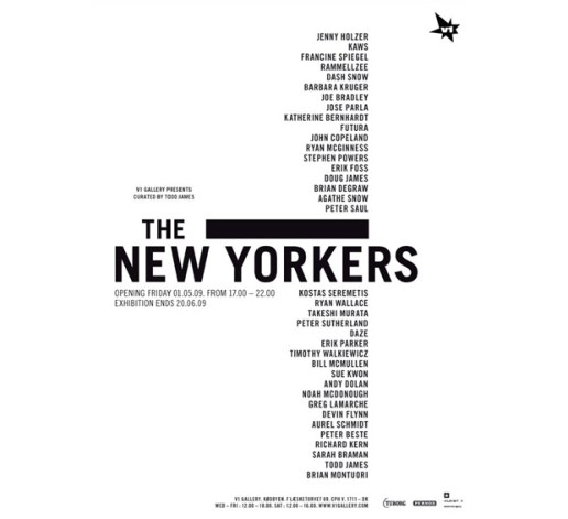 The New Yorkers Group Exhibition