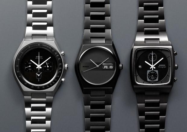 Tomoki Sukezane for Wired Watch Collection