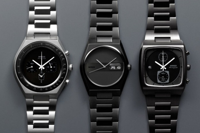 Tomoki Sukezane for Wired Watch Collection