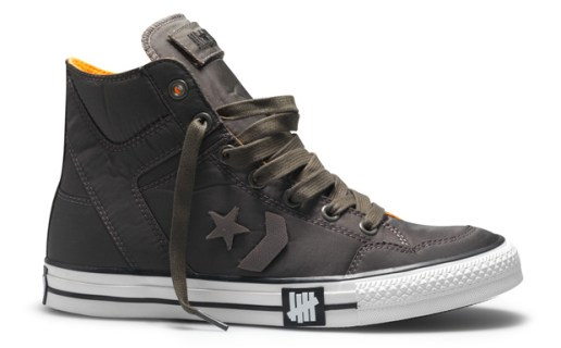 Undefeated for Converse Poorman Weapon Olive Green