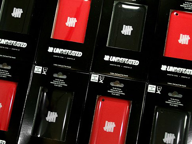 Undefeated Power Support Air Jacket Case for iPhone 3G