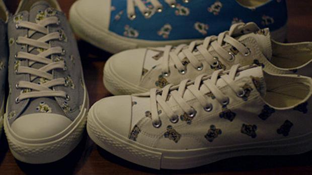 Undercover Rebel Bear Sneakers