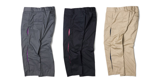 uniform experiment Compact Twill Cropped Pant SOPH.SHOP Exclusive