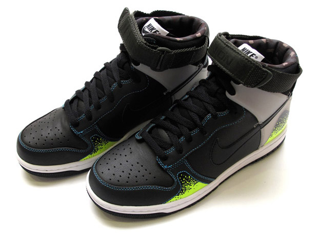 Union LA x Nike Sportswear Dunk High Challenge Supreme