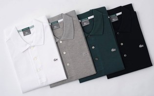 United Arrows x Lacoste Polo Shirt