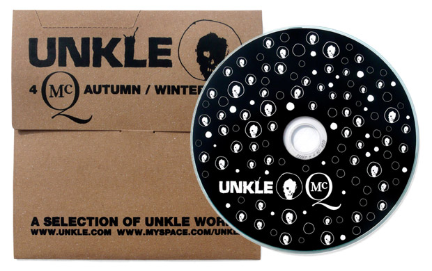 UNKLE for McQ 2009 Autumn/Winter CD