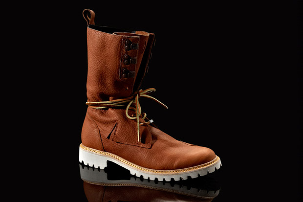 "VAEL 2009 Fall ""The Vincent"" Boot"