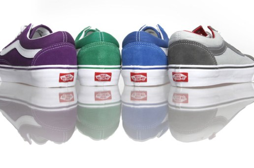 Vans Old Skool Exclusives for Offspring UK