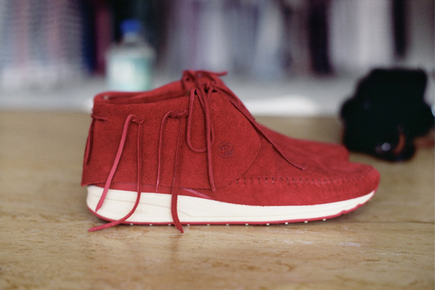Visvim SS '09 FBT Lattice
