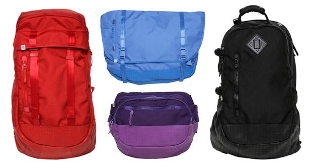 Visvim 2009 Spring/Summer Bags