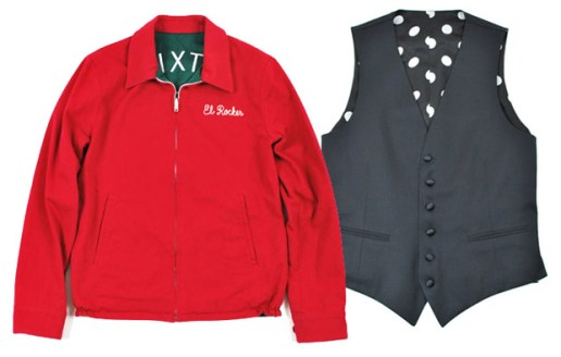 Wacko Maria Vietnam Jacket & Dots Vest