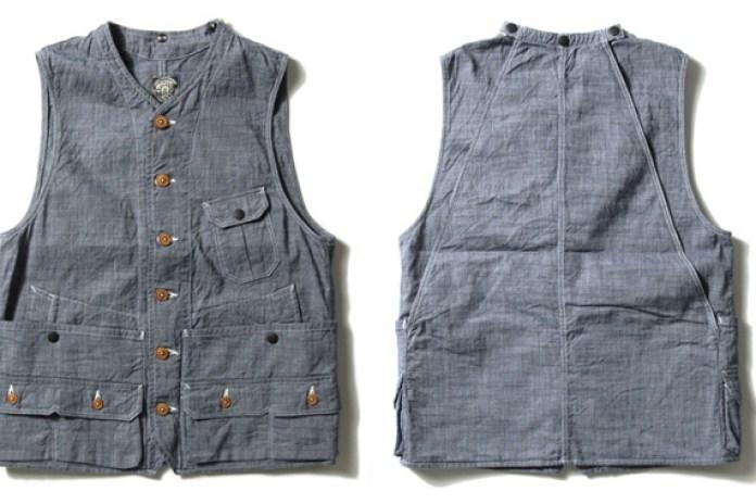 waste(twice) Mr. HINSON's Vest