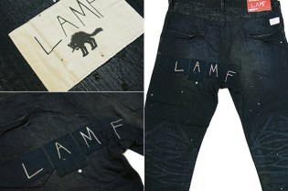 WTAPS No. 5 LAMF Tight Denim