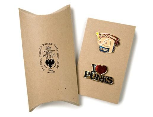 WTAPS Pins O'Rama Nomads | Babe Punks