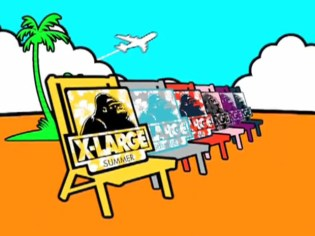 XLarge 2009 Summer Collection Video Preview