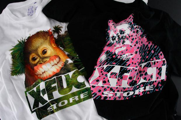 """XLarge x FUCT """"XFUCT"""" T-shirt"""