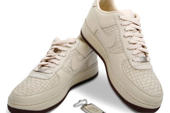 Yi Jianlian x Nike 1World Air Force 1