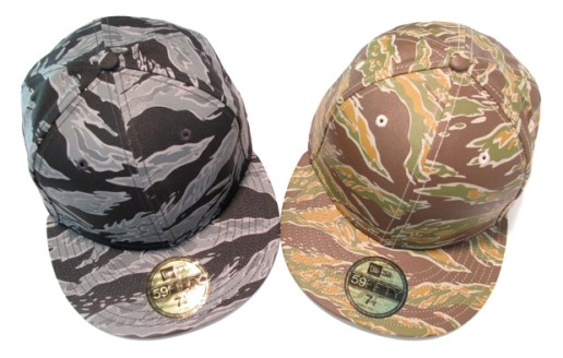 10.Deep Big 10 Camo New Era 59FIFTY Fitted Cap