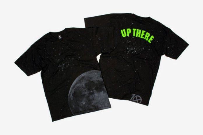 "10.Deep Kid Cudi ""Up There"" Tee"