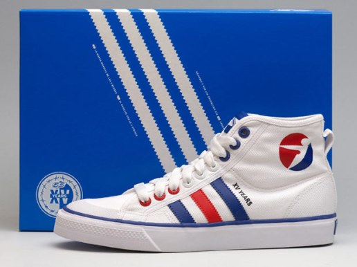 "55DSL x adidas Originals ""XV/55"" 15th Anniversary Nizza High"