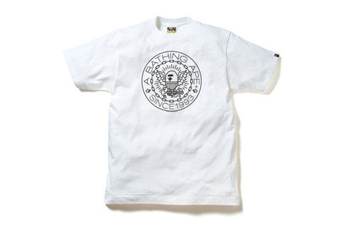 A Bathing Ape 2009 Spring/Summer Tees May Releases