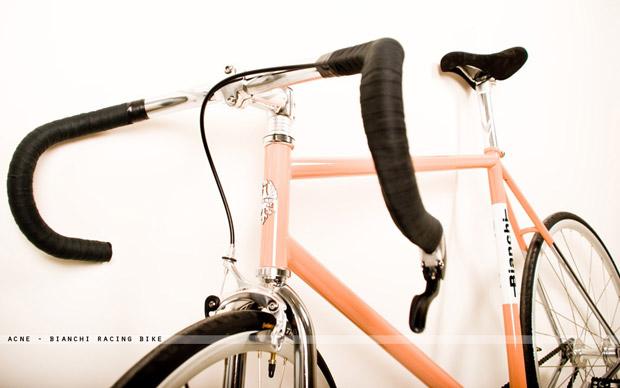 Acne x Bianchi Racing Bicycle